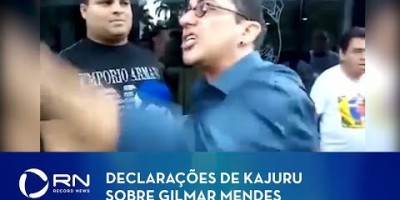 ASSISTA O VÍDEO-Gilmar Mendes pede para Toffoli tomar providências por declarações de...