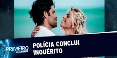 Polícia conclui inquérito sobre morte da modelo Caroline Bittencourt (19/08/19)