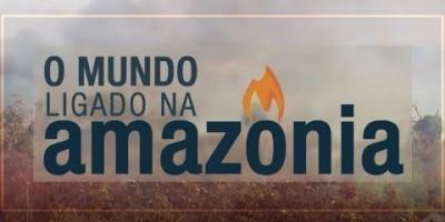 O mundo ligado na Amazônia