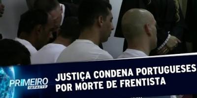 Justiça condena portugueses que mataram frentista em Osasco, SP | Primeiro Impacto...