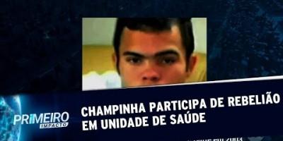 Champinha, criminoso famoso no país, lidera motim em unidade de saúde | Primeiro...