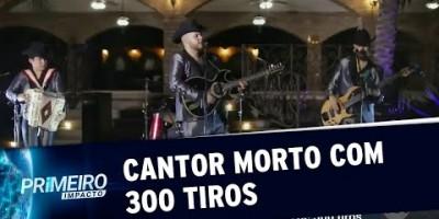VÍDEO - Cantor é assassinado com mais de 300 tiros