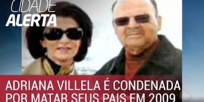 Mulher é condenada a 67 anos de prisão por matar os pais