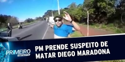 Suspeito de matar rapaz por causa de dívida de drogas é preso no PR