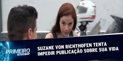 Suzane von Richthofen tenta barrar publicação de livro sobre sua vida | Primeiro...