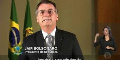Bolsonaro determina envio das Forças Armadas para combater queimadas na Amazônia