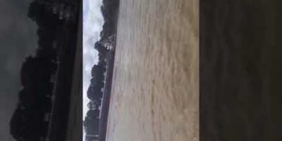 Rebocador afunda em Rio de Rondônia 2
