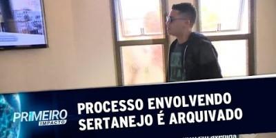 Justiça arquiva caso envolvendo cantor Felipe Araújo | Primeiro Impacto (27/08/19)