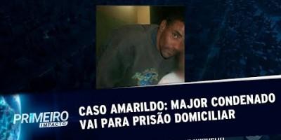 Caso Amarildo: PM condenado por matar pedreiro vai à prisão domiciliar (16/08/19)
