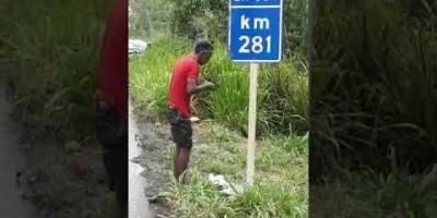 RODOVIA DA MORTE: Grave colisão na BR- 364 deixa duas vítimas fatais