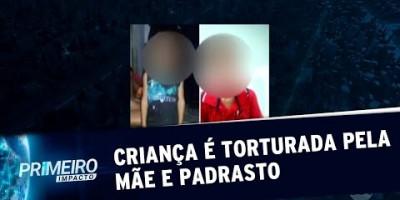 VÍDEO - Conselho tutelar resgata criança que sofria tortura em casa | Primeiro Impacto...