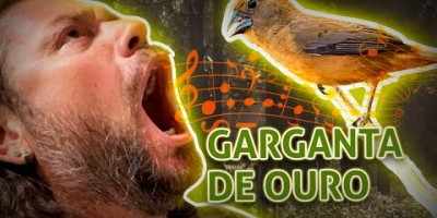 CURIÓ GARGANTA DE OURO! | RICHARD RASMUSSEN