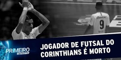 Jogador de futsal do Corinthians é assassinado ao deixar festa no RS