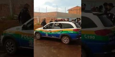 TIROS - Em Rondônia, PM mata um assaltante e fere outro durante troca de tiros e...