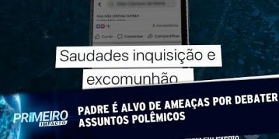 Padre é ameaçado após debate de jovens e cristãs feministas (13/08/19)