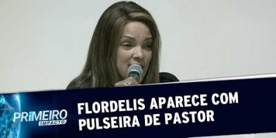 VÍDEO - Flordelis aparece usando pulseira desaparecida de pastor | Primeiro Impacto...