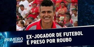 Ex-jogador de futebol é preso por invadir e roubar casas em Manaus | Primeiro Impacto...