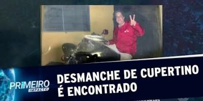 Polícia encontra desmanche de assassino do ator Rafael Miguel em SP | Primeiro Impacto...