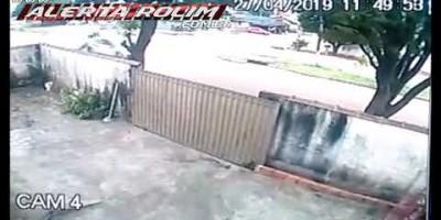 Rolim de Moura – Motociclista morre após grave acidente de trânsito no cruzamento da...