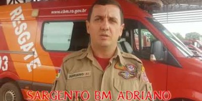 Rolim de Moura - Grave colisão entre duas motos deixa condutores feridos Um deles foi...