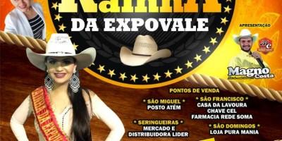 SÃO FRANCISCO: BAILE RAINHA DA EXPOVALE
