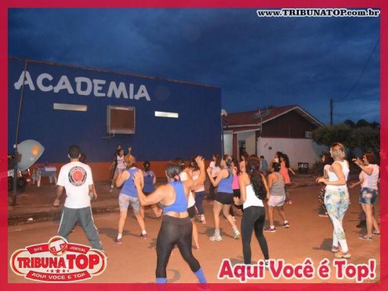 ROLIM DE MOURA: ACADEMIA SUPERAÇÃO - 3 ANOS