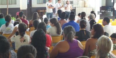 Dia do Bem 2018 - Realização União do Vegetal em parceria com a Escola Dionísio...