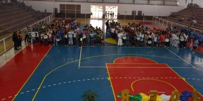 ROLIM DE MOURA: ABERTURA JOER - JOGOS ESCOLARES DE RONDÔNIA