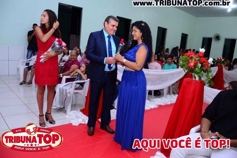 ROLIM DE MOURA: CASAMENTO - MAICON e SARA