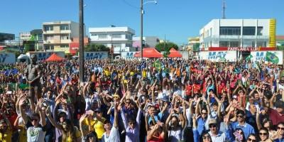 ROLIM DE MOURA: MANIFESTAÇÃO EM APOIO AOS CAMINHONEIROS