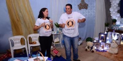 ROLIM DE MOURA: CHÁ DE BEBÊ - EZEDIEL e JAQUELINE