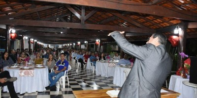 ROLIM DE MOURA: JANTAR DE CASAIS - IGREJA METODISTA WESLEYANA