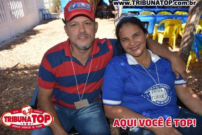 ROLIM DE MOURA: ALMOÇO COMUNIDADE NOSSA SENHORA AUXILIADORA