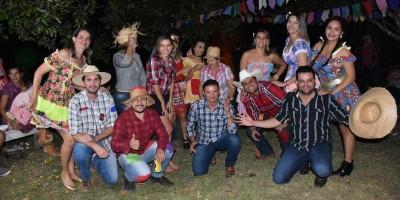 ROLIM DE MOURA: ARRAIÁ NA CHÁCARA (OSCAR e CIDA)