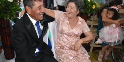 ROLIM DE MOURA: CASAMENTO 50 ANOS