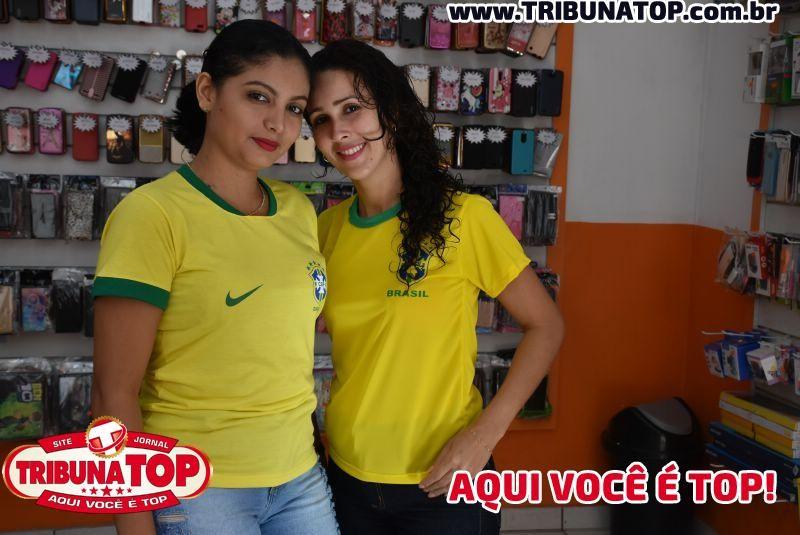 ROLIM DE MOURA: JOGO - BRASIL X MÉXICO