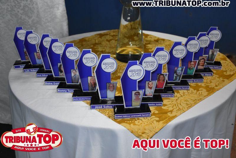 ROLIM DE MOURA: O GRANDE CIDADÃO ROLIMOURENSE 2018