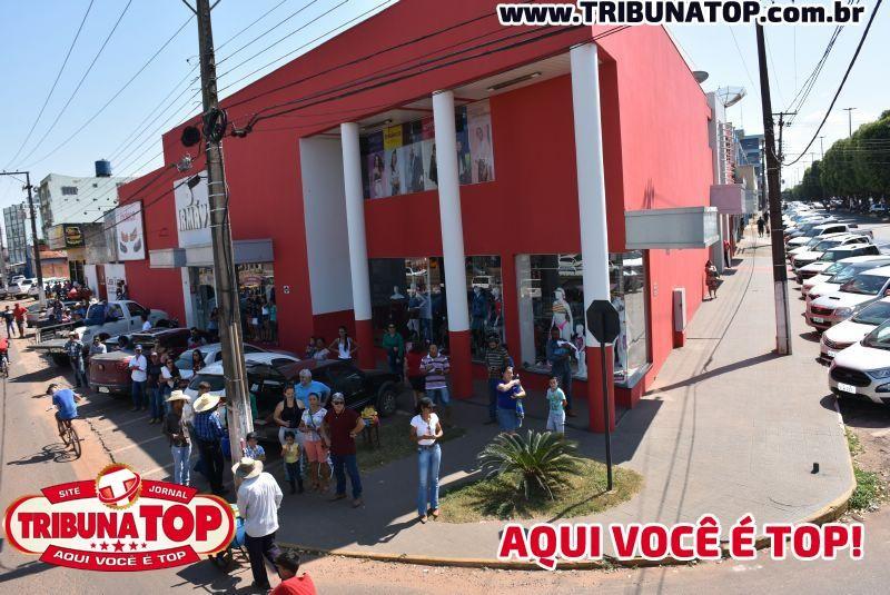 CACOAL: CAVALGADA DE ABERTURA DA 20ª EXPOAC
