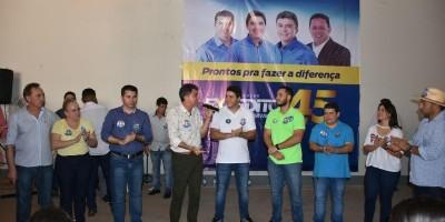 ROLIM DE MOURA: LANÇAMENTO DA CAMPANHA EXPEDITO JR