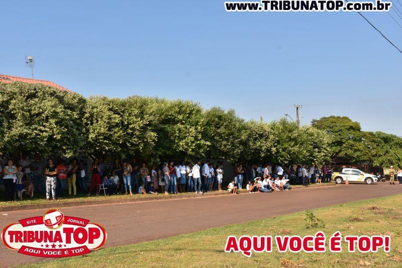 ROLIM DE MOURA: EVENTO CÍVICO - 07 DE SETEMBRO