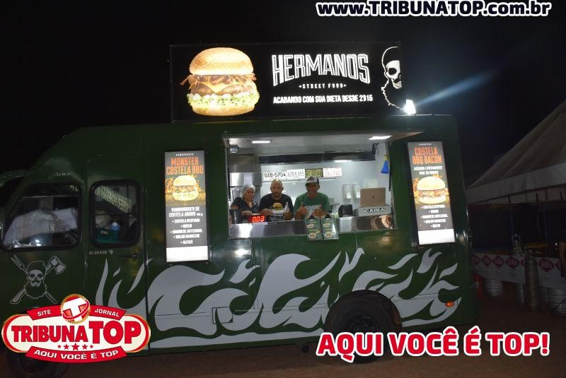 ROLIM DE MOURA: FESTIVAL FOOD TRUCKS