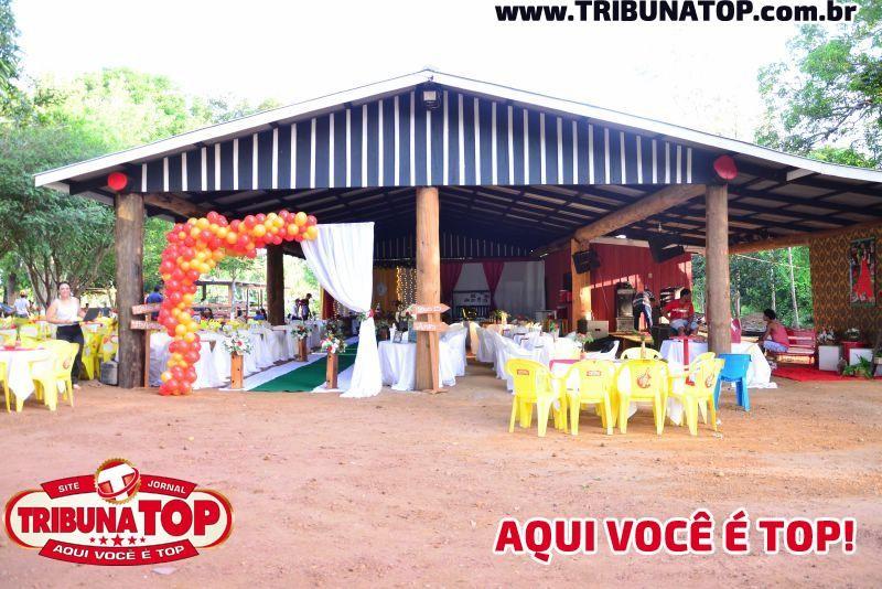 SERINGUEIRAS: ANIVERSÁRIO DE 15 ANOS - IRIS BEATRIZ