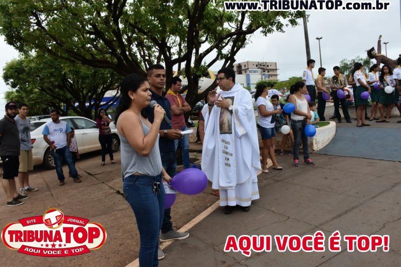 ROLIM DE MOURA: CAMINHADA PASSOS QUE SALVAM 2018