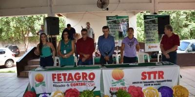 ROLIM DE MOURA:  SINDICATO e FETAGRO