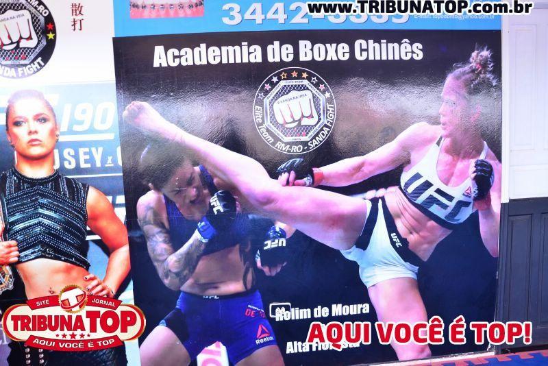 ROLIM DE MOURA: GRADUAÇÃO BOXE CHINÊS