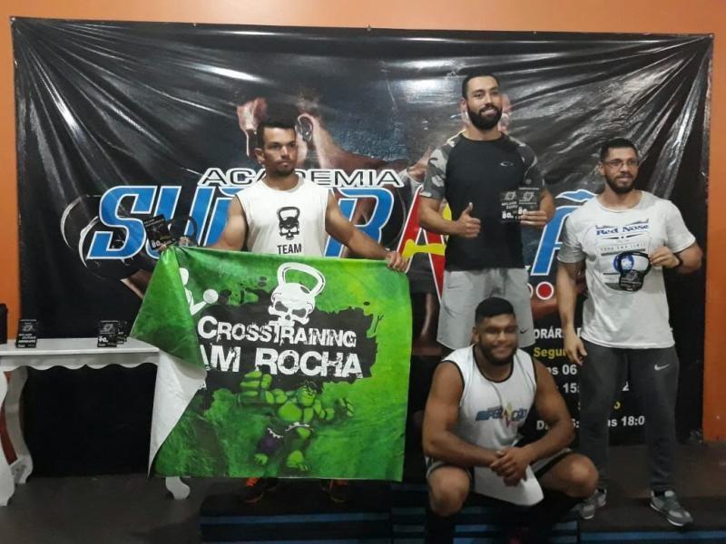 ROLIM DE MOURA: CAMPEONATO SUPINO E AGACHAMENTO