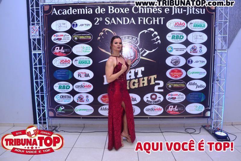 ROLIM DE MOURA: CONFRATERNIZAÇÃO BOXE CHINES