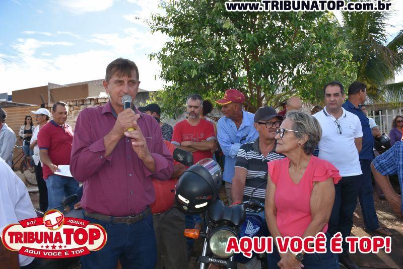 ROLIM DE MOURA: MANIFESTAÇÃO CONTRA O AUMENTO DA ENERGIA