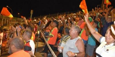 ROLIM DE MOURA: GUAPORÉ x UNIÃO CACOALENSE