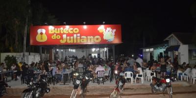 ROLIM DE MOURA: INAUGURAÇÃO DO BUTECO DO JULIANO